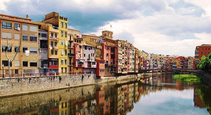 Excursiones de un día desde Barcelona. Excursión a Girona