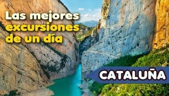 Las mejores excursiones de un día en Cataluña viviendoporelmundo