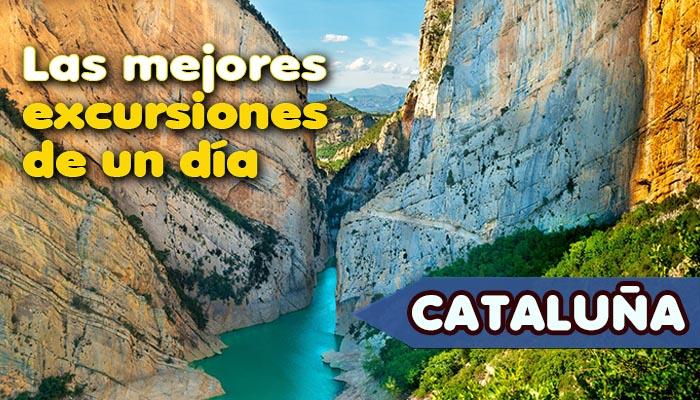 Las mejores excursiones de un día en Cataluña