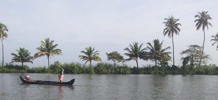 ¿Cuál es la mejor época del año para visitar los Backwaters?