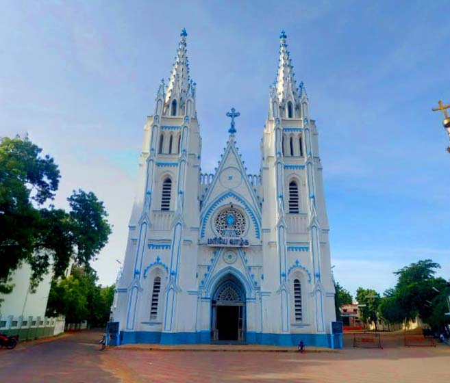 Catedral Iglesia de Santa María – St. Mary's Cathedral Church Madurai