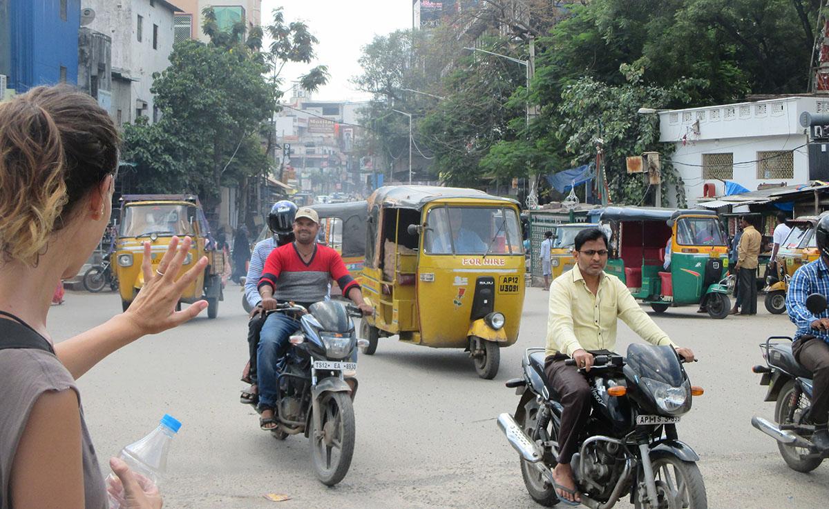 Guía de India para mochileros low csot