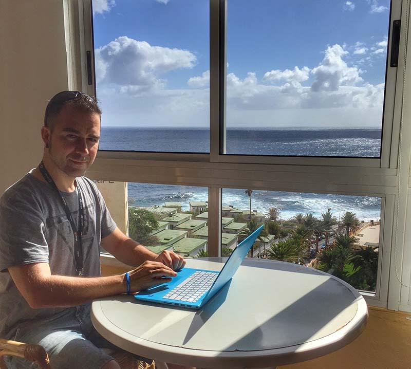 Digital Nomad Afiliado Pro en Tenerife