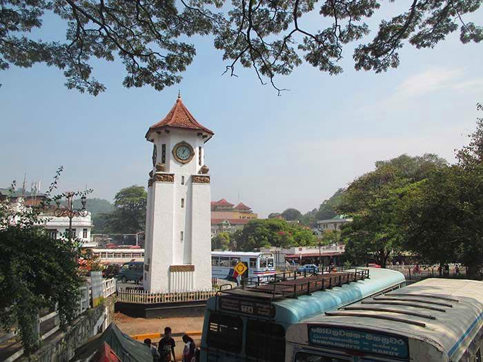 Cómo llegar a Kandy