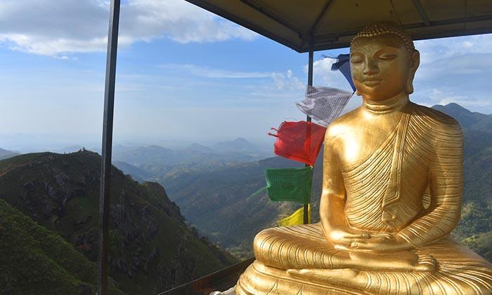 Little Adam's Peak Ella Sri Lanka