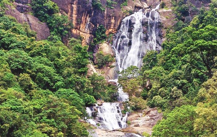 Ravana Falls Ella Sri Lanka