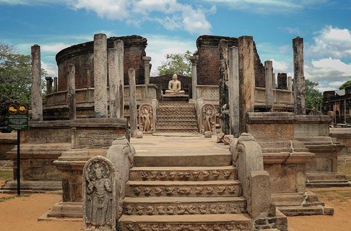 Sigiriya, Anuradhapura y Polonnaruwa: Las tres ciudades del Triángulo Cultural