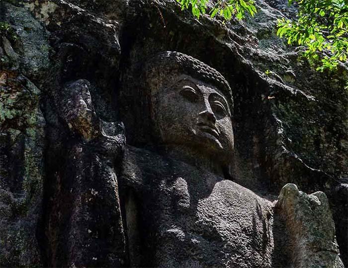 Templo Dowa Ella Sri Lanka