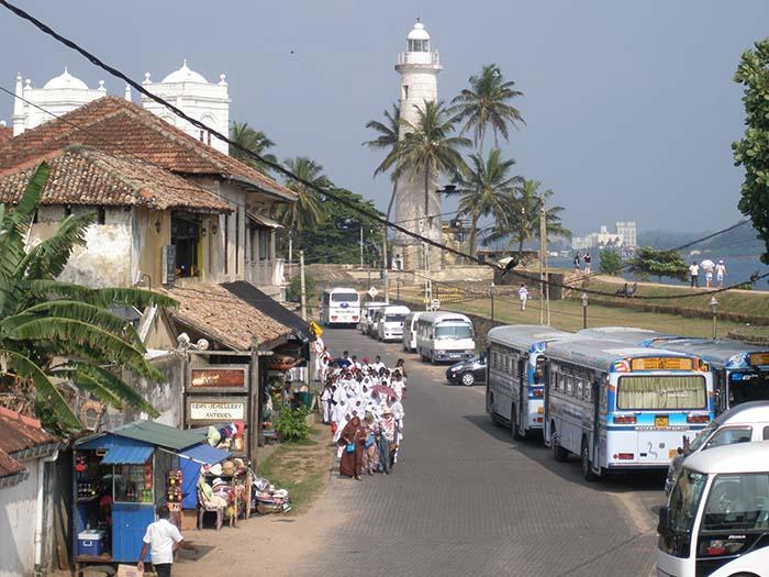 Excursión privada a Galle desde Colombo.