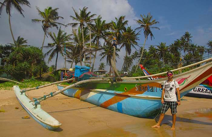 Sri Lanka Weligama Viviendoporelmundo