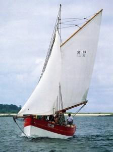 Pettifox, langoustier de Camaret