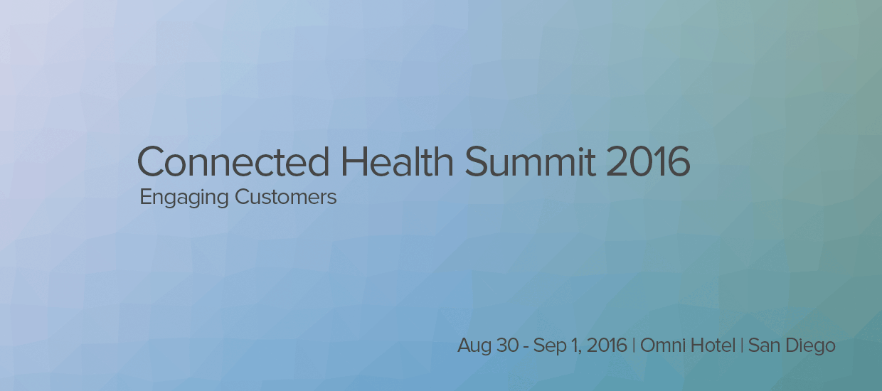 See Vivify Health CEO, Eric Rock, on the Panel of the 2016 Connected Health Summit on Sept 1.