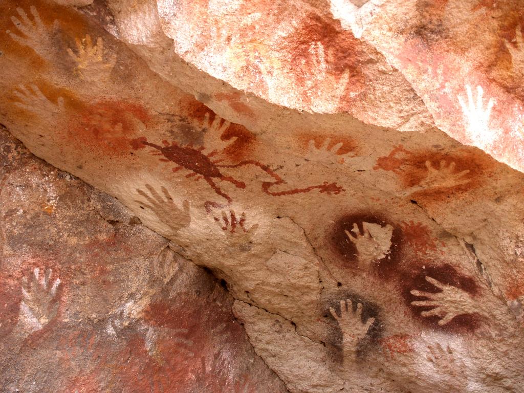 cueva de las manos interno