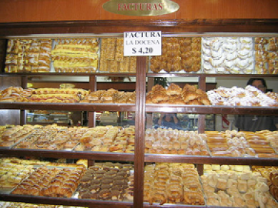 facturas de panaderia