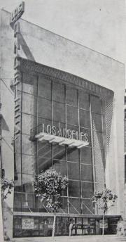 Il cinema Los Angeles a Buenos Aires, com'era (foto by Bocio)