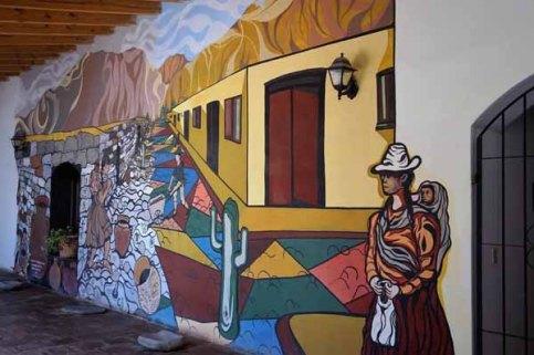murales a cachi