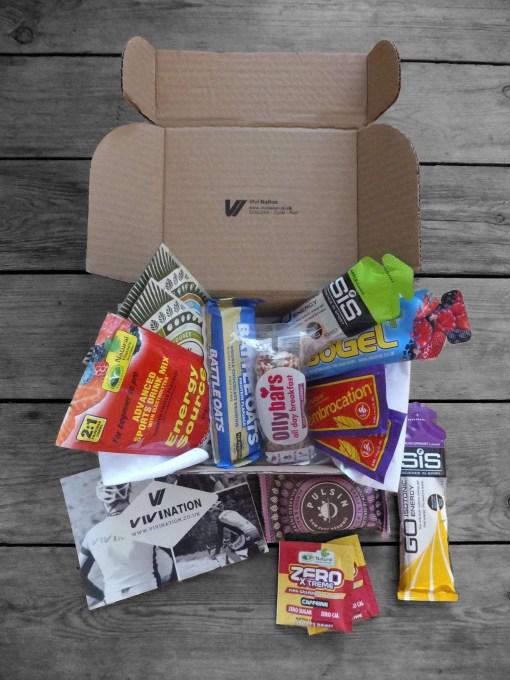 running subscription box