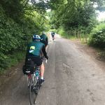 Paris to London 24-hour cycle challenge