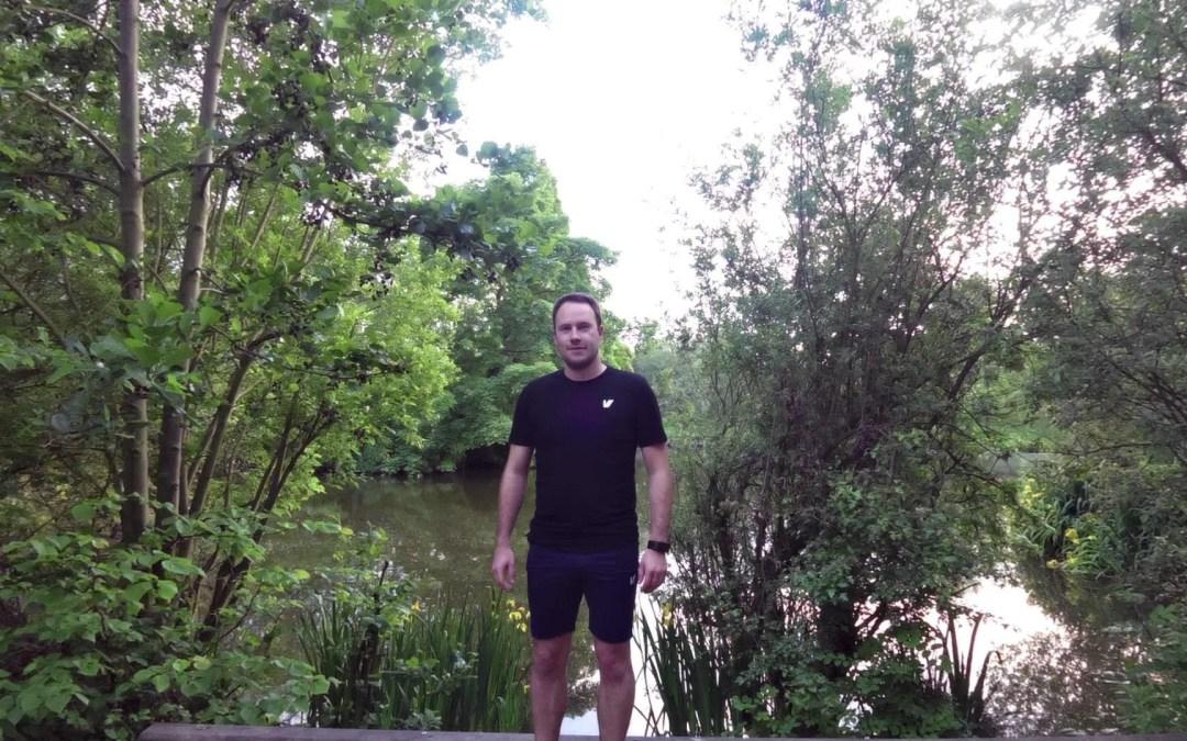 My marathon training journey – part 1
