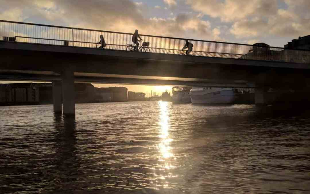 What London can learn from Copenhagen about cycling