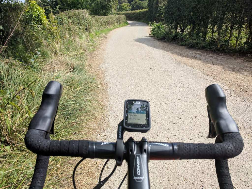 cycling goals