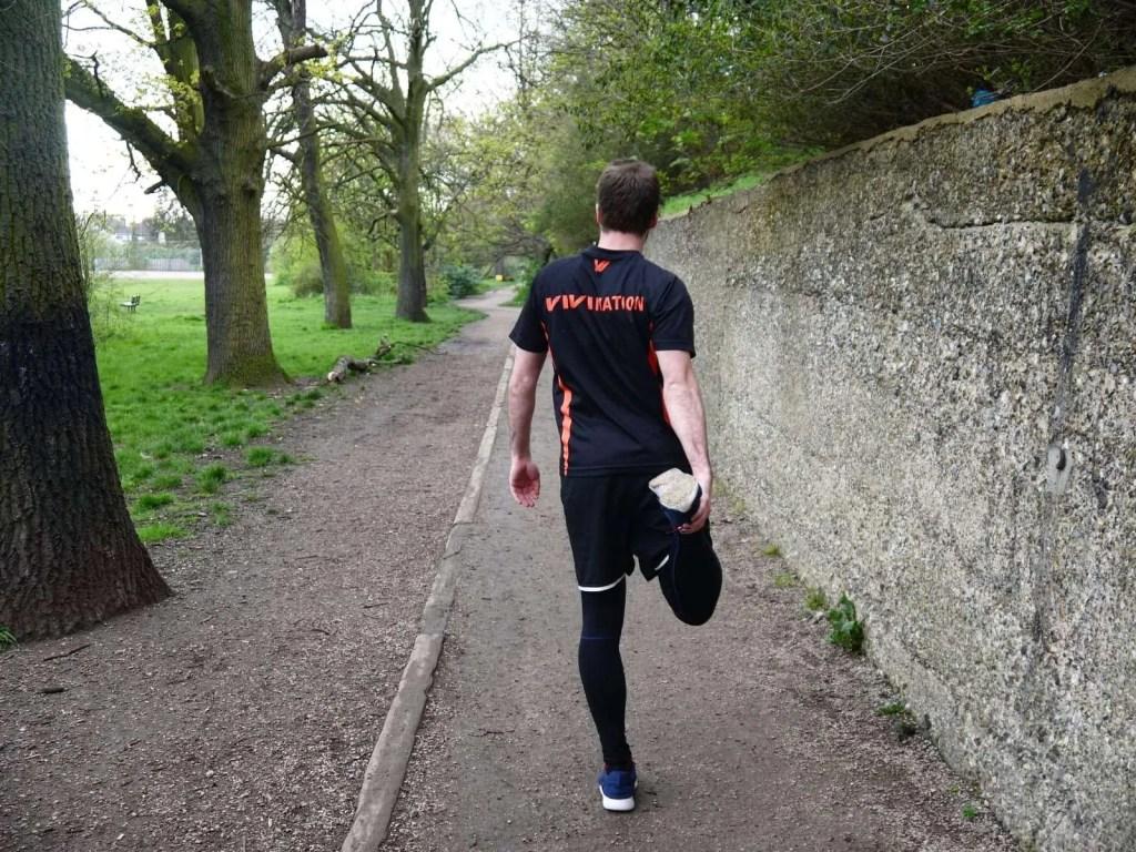 marathon training running