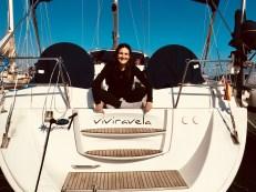Viviravela sailing