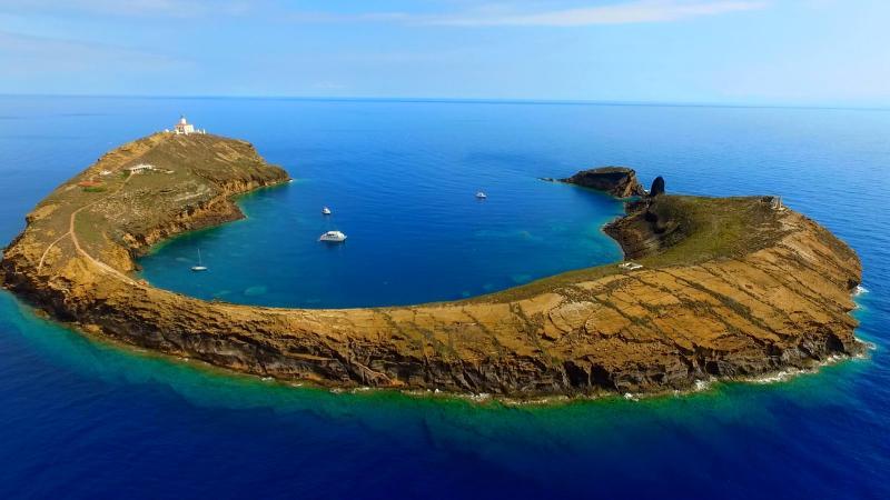 Illa Grossa. Columbretes VIRAVELA