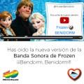 Benidorm Frozen los 40 Anda Ya 15