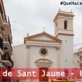 iglesia de Sant jaume benidorm