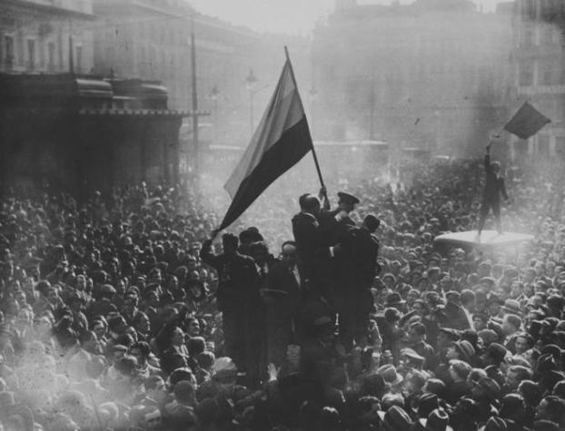 Foto: Proclamación de la 2ª República