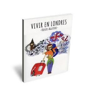 Vivir en Londres Cover 3D