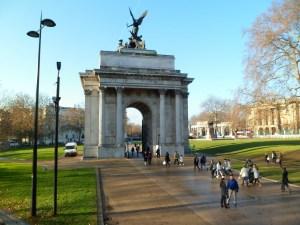 Correr en Londres: Hyde Park