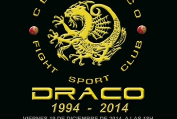 El Club Draco Fight celebra su XX aniversario