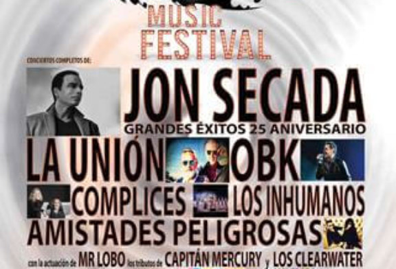 Eternal Music Festival en Dos Hermanas