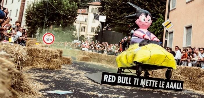 Red Bull Soapbox Race: la folle corsa delle auto senza motore
