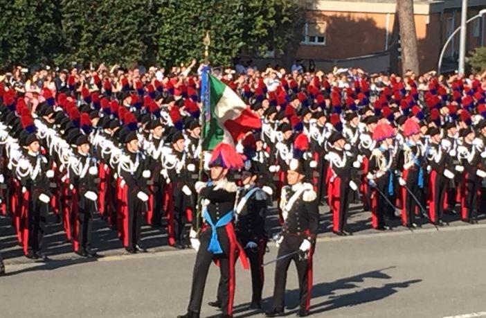 carabinieri giuramento allievi