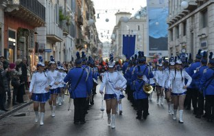 new year day parade