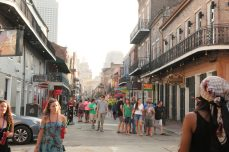 POI New Orleans French Quarter ph: Alex Washburn Scenes from Bourbon Street in New Orleans taken in August of 2018.