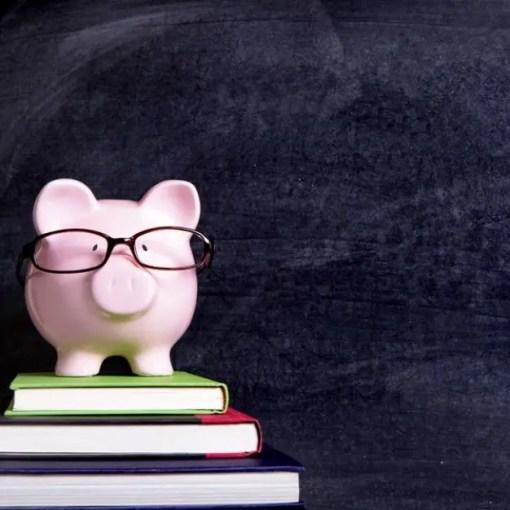 ahorrar para estudiar en el exterior