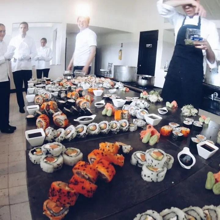 Estudiar Cocina en España
