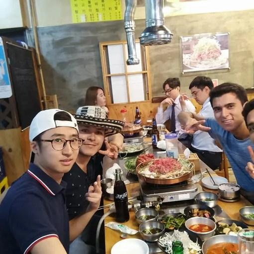 voluntariado en corea