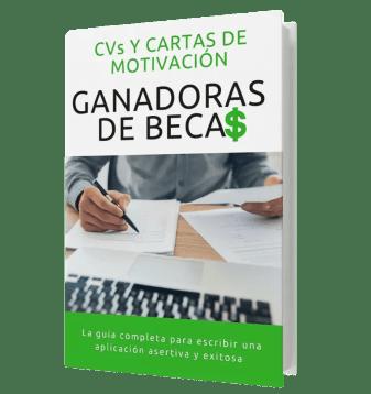 CV y Cartas de Motivación Ganadoras de Becas