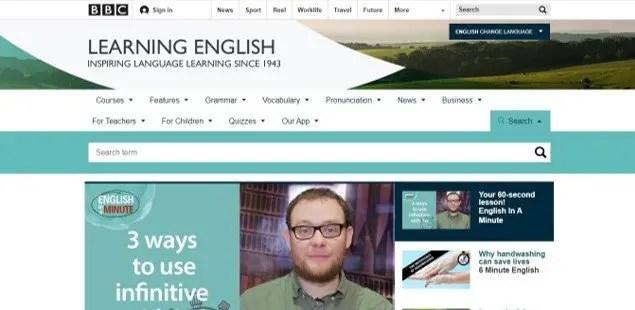 Curso gratuito de inglés en linea