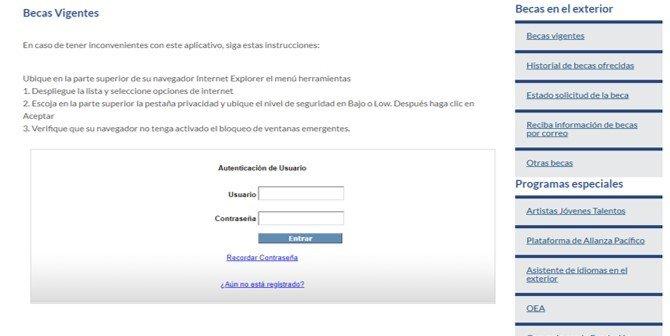 proceso para crear una cuenta de usuario en