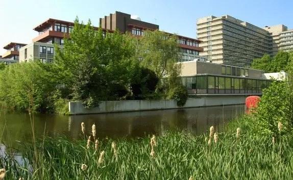 universidad libre de amsterdam