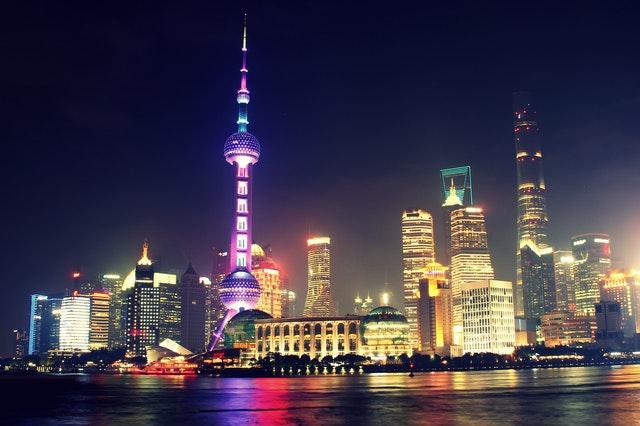 Estudiar en China de noche