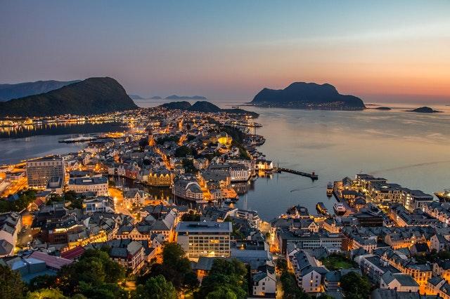 Noruega es un país barato para estudiar en Europa