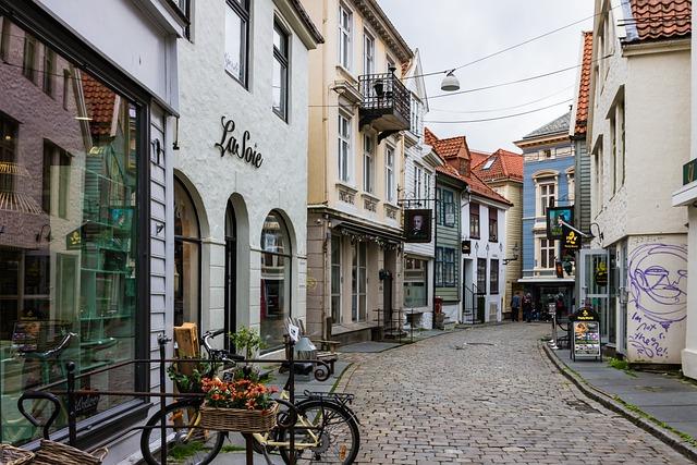 Las becas Erasmus Mundus en Noruega