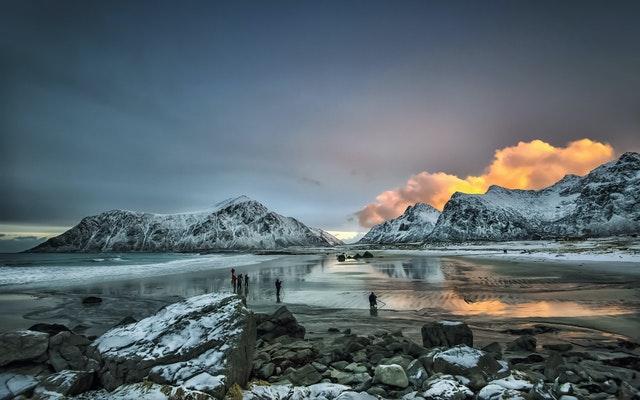 Mejores becas para estudiar en Noruega en invierno